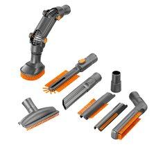 8 Piece Universal Vacuum Cleaner Accessories Set