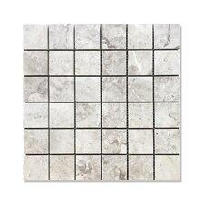 "Silver Galaxy 2"" x 2"" Square Mosaic Polished"