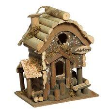 Bäckerei II 20cm x 17cm x 12cm Birdhouse