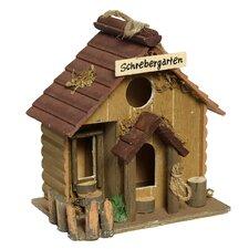 Schrebergarten 29cm x 17cm x 12cm Birdhouse