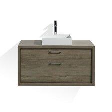 "Tucci 42"" Modern Bathroom Vanity"