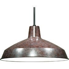 Bouvier 1-Light Inverted Pendant