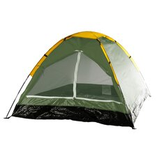 Happy Camper 2 Person Tent with Carry Bag