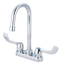 Double Handle Centerset Bar/Laundry Faucet