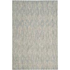 Estella Gray Indoor/Outdoor Area Rug