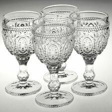 4-tlg. 4-tlg. Weinglas-Set Fleur