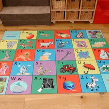 Alphabet Supergiant Pictorial Play Mat
