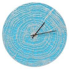 """16"""" End Grain Clock"""