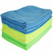 Microfiber Cleaning Cloth, 24-Pack (Set of 24)