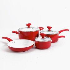 Acerra 7-Piece Ceramic Cookware Set