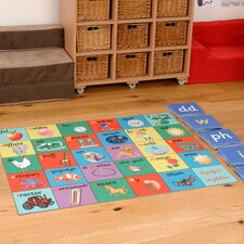 Welsh Picture Play Mat