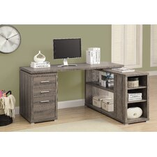 Charisse L-Shape Computer Desk