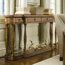 Sanctuary 4 Drawer Console Table by Hooker Furniture