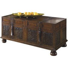 Andalusia Storage Coffee Table Trunk