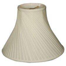 """Timeless 14"""" Silk Bell Lamp Shade"""