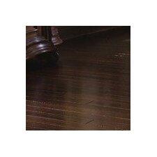 """3-1/8"""" Solid Angelim Hardwood Flooring in Brown"""
