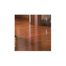 "5-1/2"" Solid Brazilian Cherry Hardwood Flooring in Rouge / Red"
