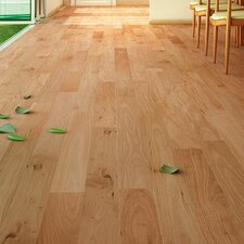 "5-1/2"" Solid Amendoim Hardwood Flooring in Natural"