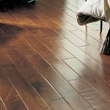 "5"" Engineered Maple Hardwood Flooring in Damond"
