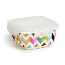 Ziggy 9.1 Oz. Food Storage Container (Set of 4)