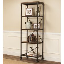 Thibaut 74 Etagere Bookcase by 17 Stories
