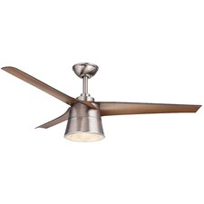 """Cylon 52"""" 3-Blade Ceiling Fan with Remote"""
