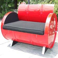 Loft Indoor/Outdoor Armchair by Drum Works Furniture