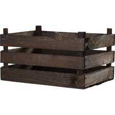 Large Rustic Wooden Crate