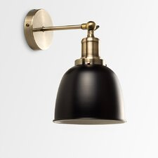 Industrial 1 Light Wall Sconce