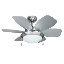 72cm Spitfire 6-Blade Ceiling Fan