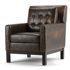 Carrigan Club Chair by Simpli Home