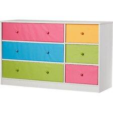 Brooke 6 Drawer Dresser
