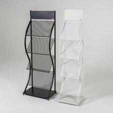 Free Standing Magazine Rack