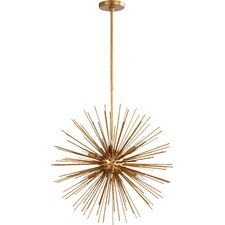 Electra 8-Light Sputnik Chandelier