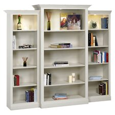 Adelphi 84 Oversized Set Bookcase by A&E Wood Designs