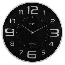 """Kiera Grace 18"""" Austin Wall Clock (Set of 4)"""