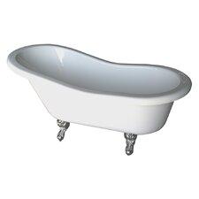 Isadora 67 x 30 Bathtub by Barclay
