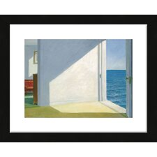 'Rooms' by the Sea by Edward Hopper Framed Painting Print