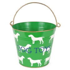 Westminister Dog Toys Pail