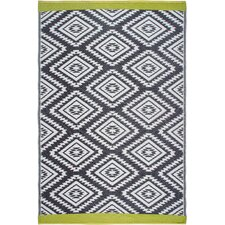 World Collection Gray Indoor/Outdoor Area Rug