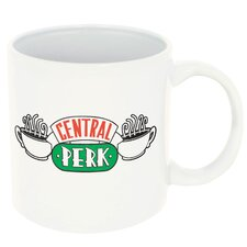 Friends 20 oz. Central Perk Ceramic Mug