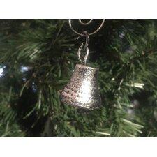 Cast Iron Bell Christmas Ornament