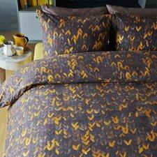 Bettwäsche-Set Kirkwood aus Biber (100% Baumwolle)