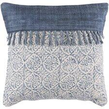 Friedman Square Cotton Throw Pillow