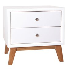 Eden 2 Drawer Nightstand by Porthos Home