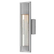 Mist 1-Light Outdoor Sconce