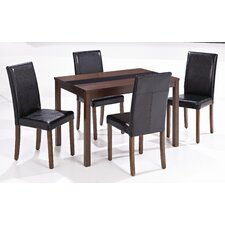 Ashleigh Dining Set with 4 Chairs