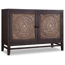 Melange Matisette 2 Door Chest by Hooker Furniture