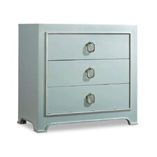 Melange Lia 3 Drawer Chest by Hooker Furniture