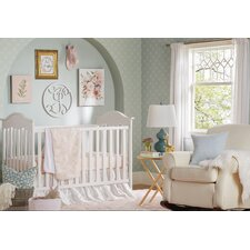 Lil Princess 3 Piece Crib Bedding Set